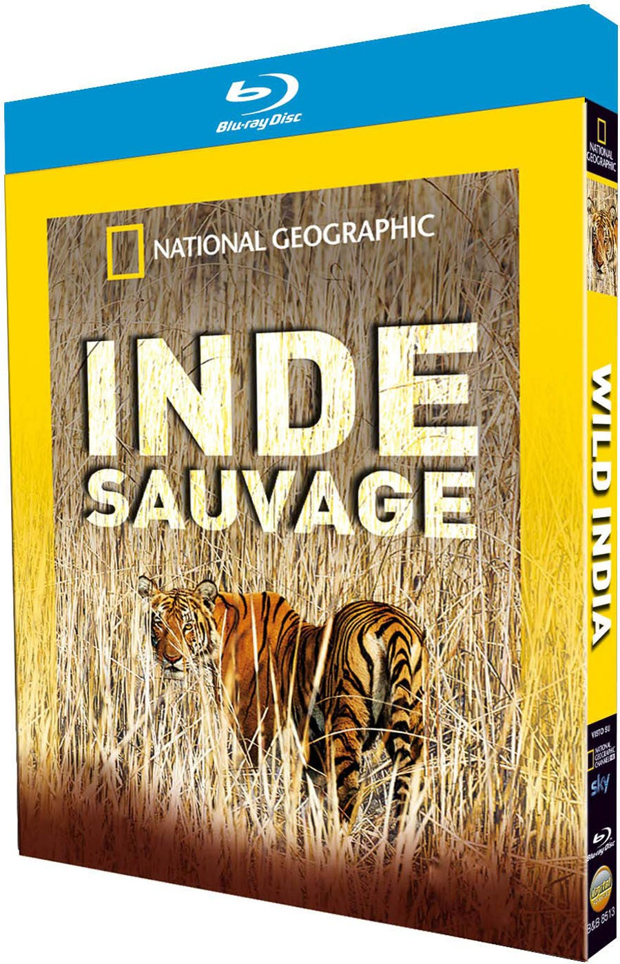 NATIONAL GEOGRAPHIC - INDE SAUVAGE