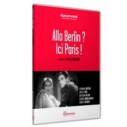 ALLO BERLIN ? ICI PARIS !