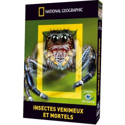 NATIONAL GEOGRAPHIC - INSECTES VENIMEUX ET MORTELS