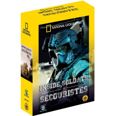 NATIONAL GEOGRAPHIC - INSIDE SOLDATS - SECOURISTES