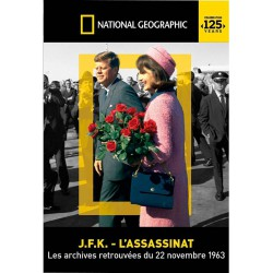NATIONAL GEOGRAPHIC - JFK: L'ASSASSINAT.