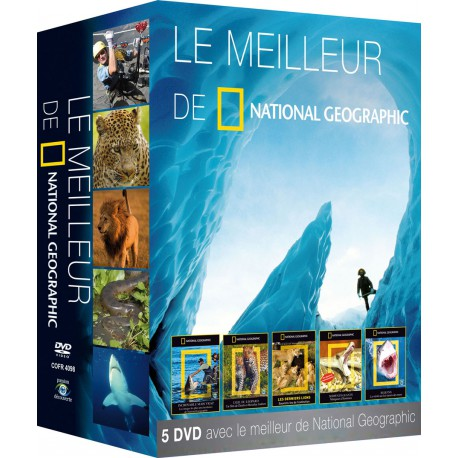 NATIONAL GEOGRAPHIC - LE MEILLEUR DE NATIONAL GEOGRAPHIC