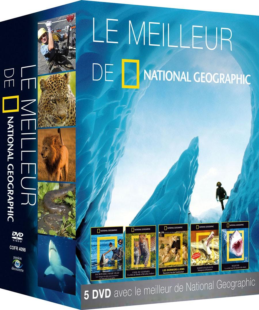NATIONAL GEOGRAPHIC - LE MEILLEUR DE NATIONAL GEOGRAPHIC