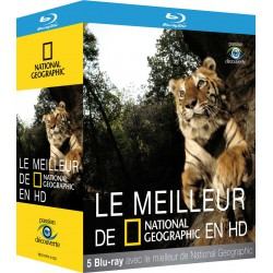 NATIONAL GEOGRAPHIC - LE MEILLEUR DE NATIONAL GEOGRAPHIC EN HD