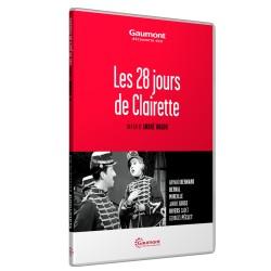 28 JOURS DE CLAIRETTE (LES)