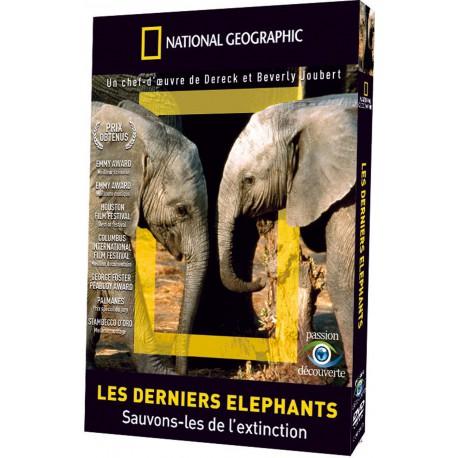 NATIONAL GEOGRAPHIC - LES DERNIERS ELEPHANTS