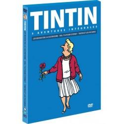 TINTIN : LES BIJOUX DE LA CASTAFIORE - VO714 POUR SIDNEY- TINTINET LES PICAROS