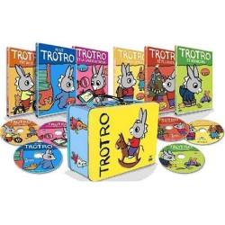 TROTRO - VALISETTE METAL - COFFRET 6 DVD