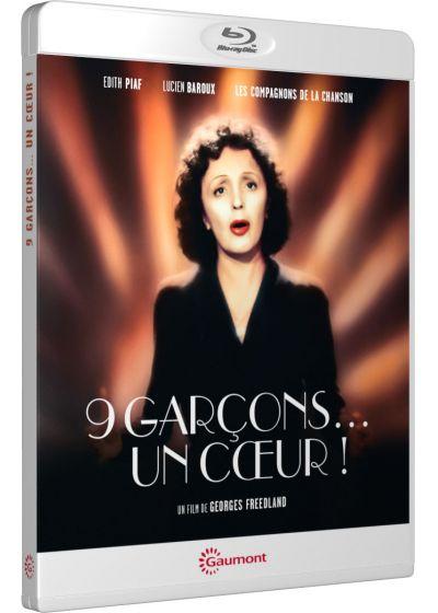 9 GARCONS… UN CŒUR ! - BRD