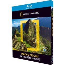 NATIONAL GEOGRAPHIC - MACHU PICCHU, LE MYSTERE DEVOILE - BRD