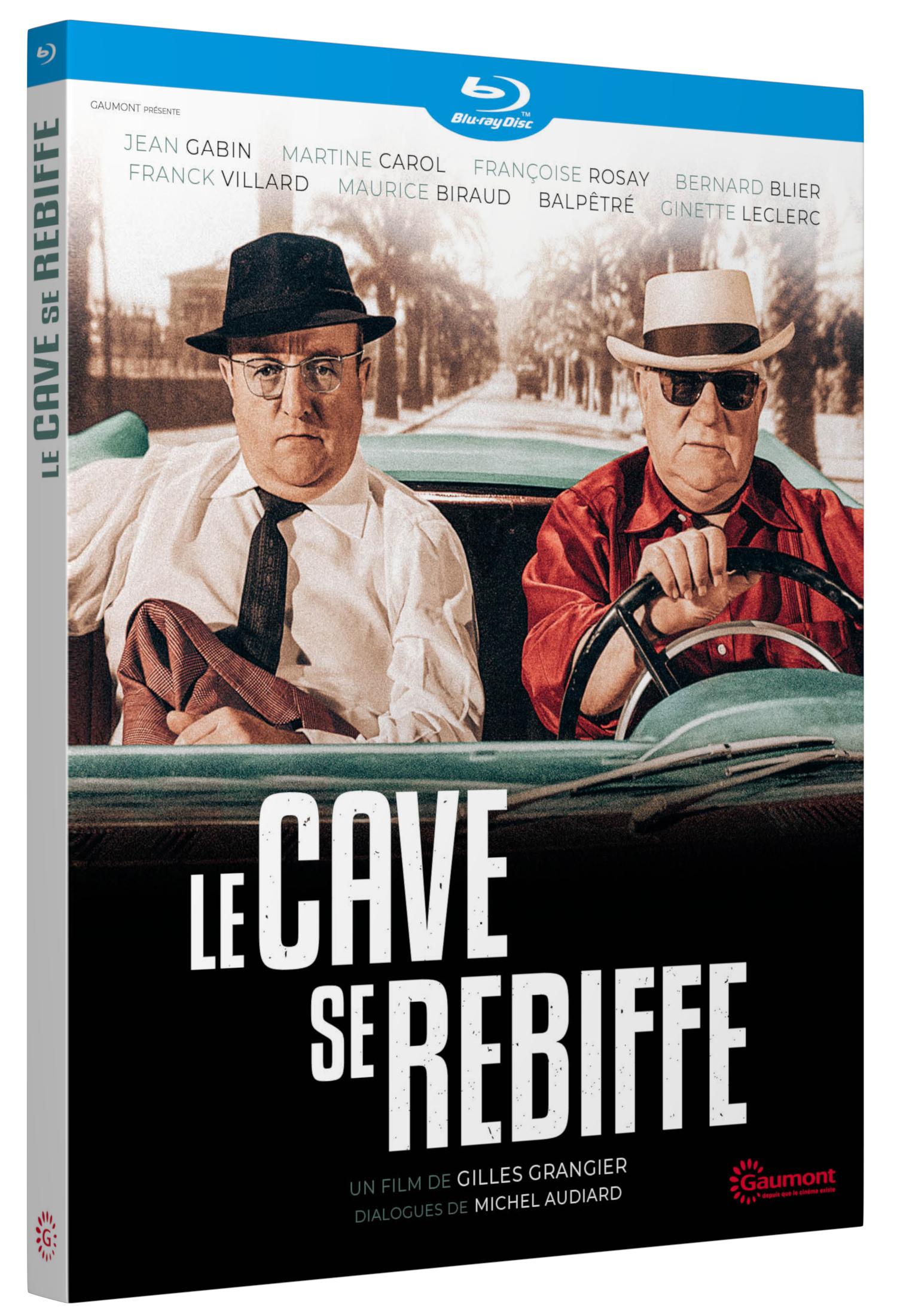 LE CAVE SE REBIFFE - BRD
