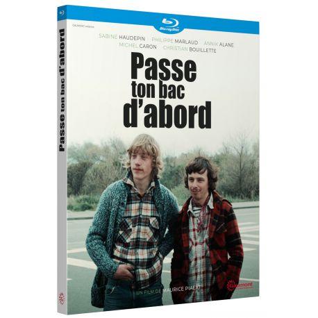 PASSE TON BAC D'ABORD - BRD