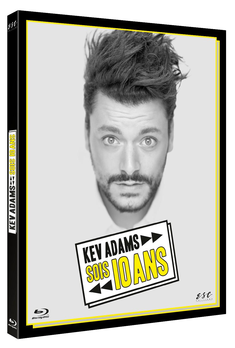 KEV ADAMS SOIS 10 ANS - BRD