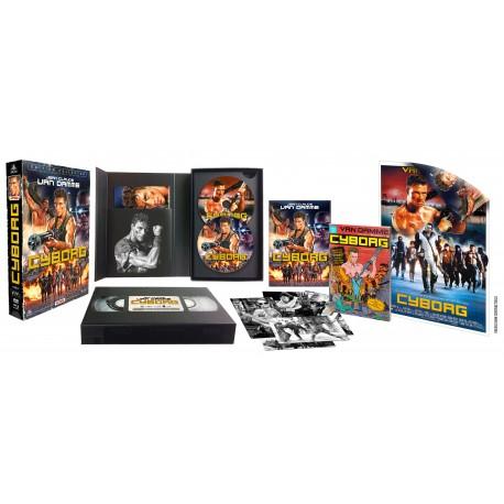 DOUBLE IMPACT - EDITION COLLECTOR  LIMITÉE BOITIER VHS