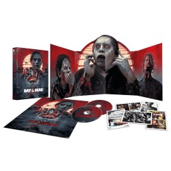 LE JOUR DES MORTS-VIVANTS (DAY OF THE DEAD) - EDITION COLLECTOR LIMITEE