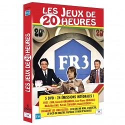 LES GRANDS MOMENTS DES JEUX DE 20H - 5 DVD