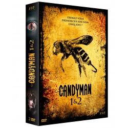 CANDYMAN 1 & 2 COFFRET DVD