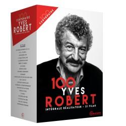 COFFRET CENTENAIRE YVES ROBERT - INTEGRALE REALISATEUR - EDITION LIMITEE NUMEROTEE - 21 DVD + 1 DVD BONUS