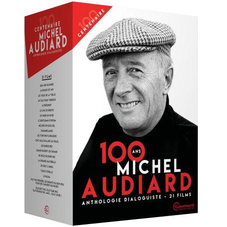 COFFRET CENTENAIRE MICHEL AUDIARD - ANTHOLOGIE DIALOGUISTE - EDITION LIMITEE NUMEROTEE - 21 DVD + 1 DVD BONUS