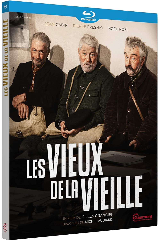LES VIEUX DE LA VIEILLE- BRD