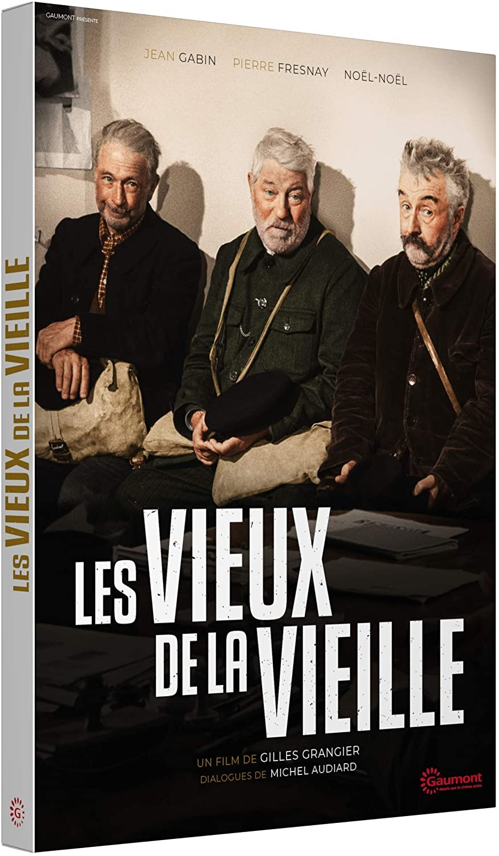 LES VIEUX DE LA VIEILLE
