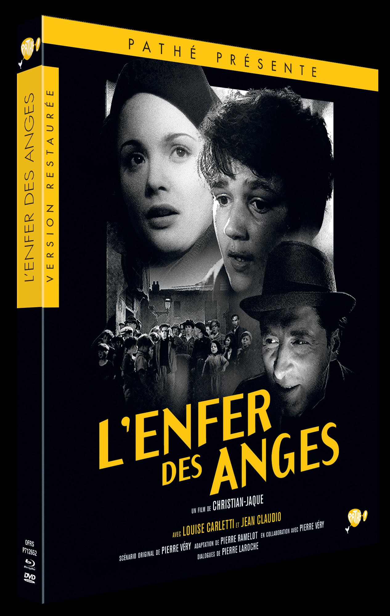 L'ENFER DES ANGES - COMBO