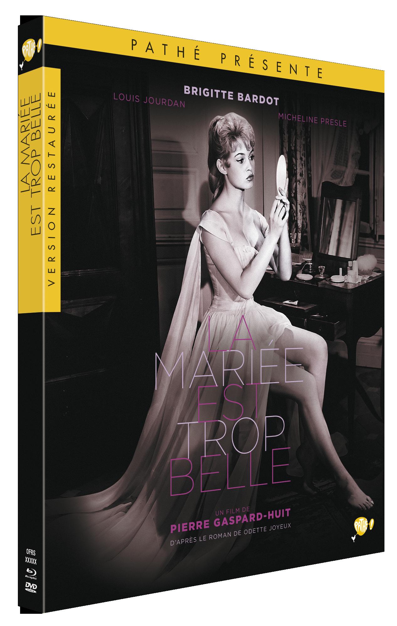 LA MARIÉE EST TROP BELLE - COMBO