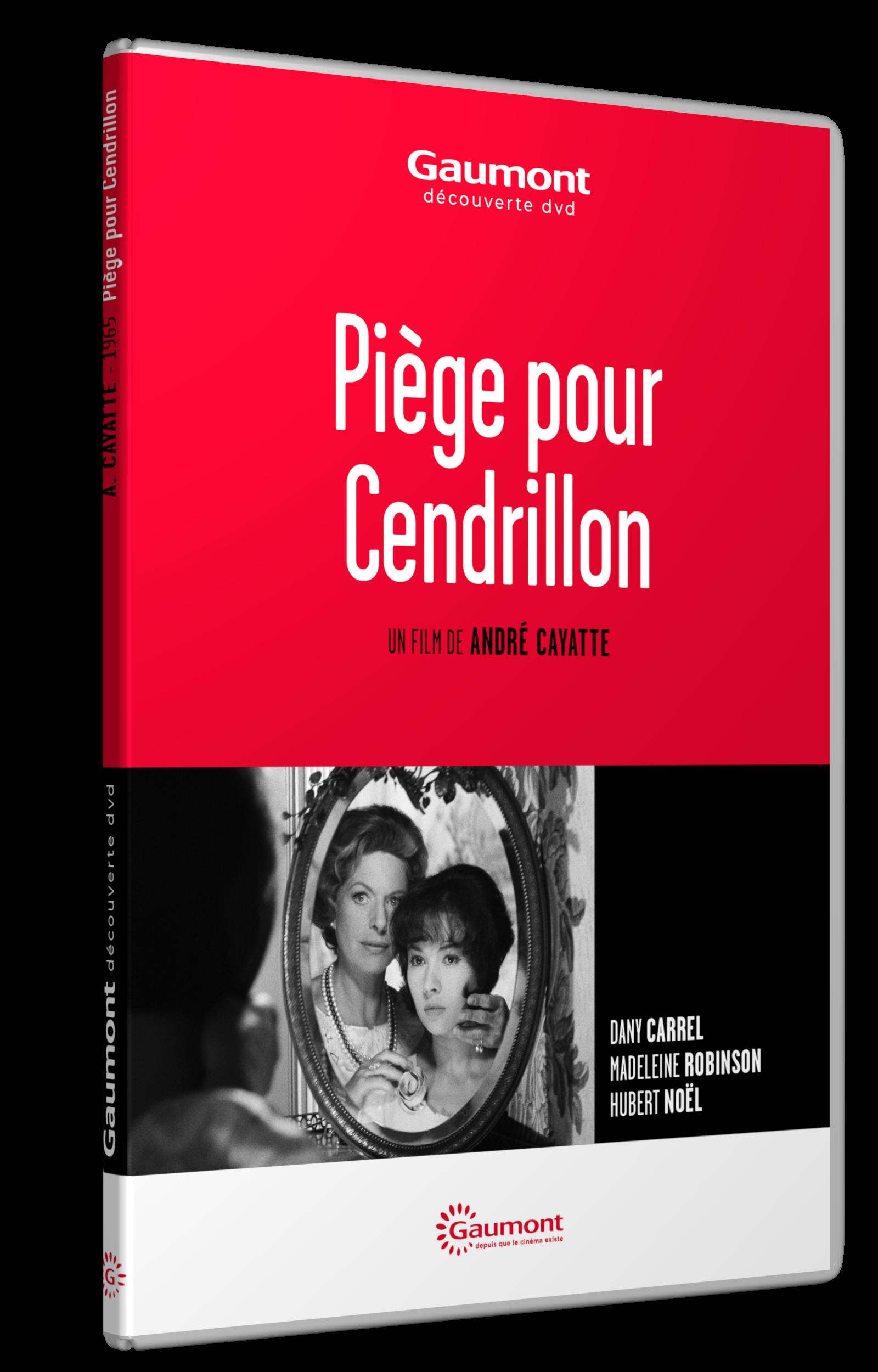 PIEGE POUR CENDRILLON