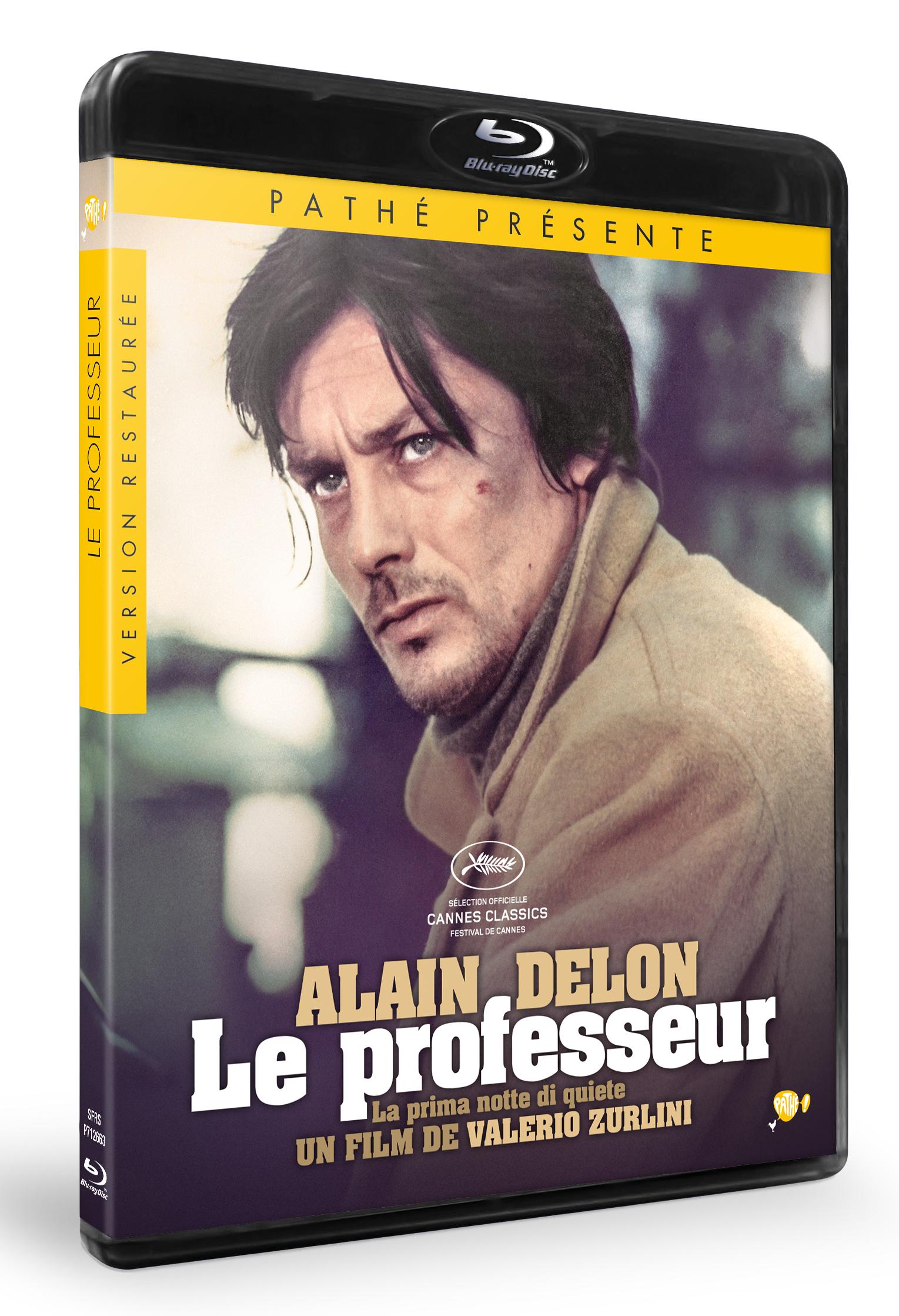 LE PROFESSEUR - BRD