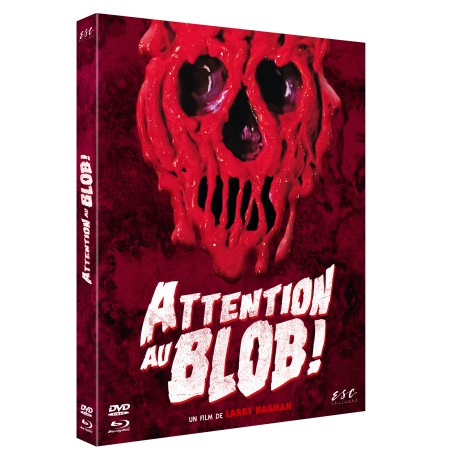 ATTENTION AU BLOB - COMBO