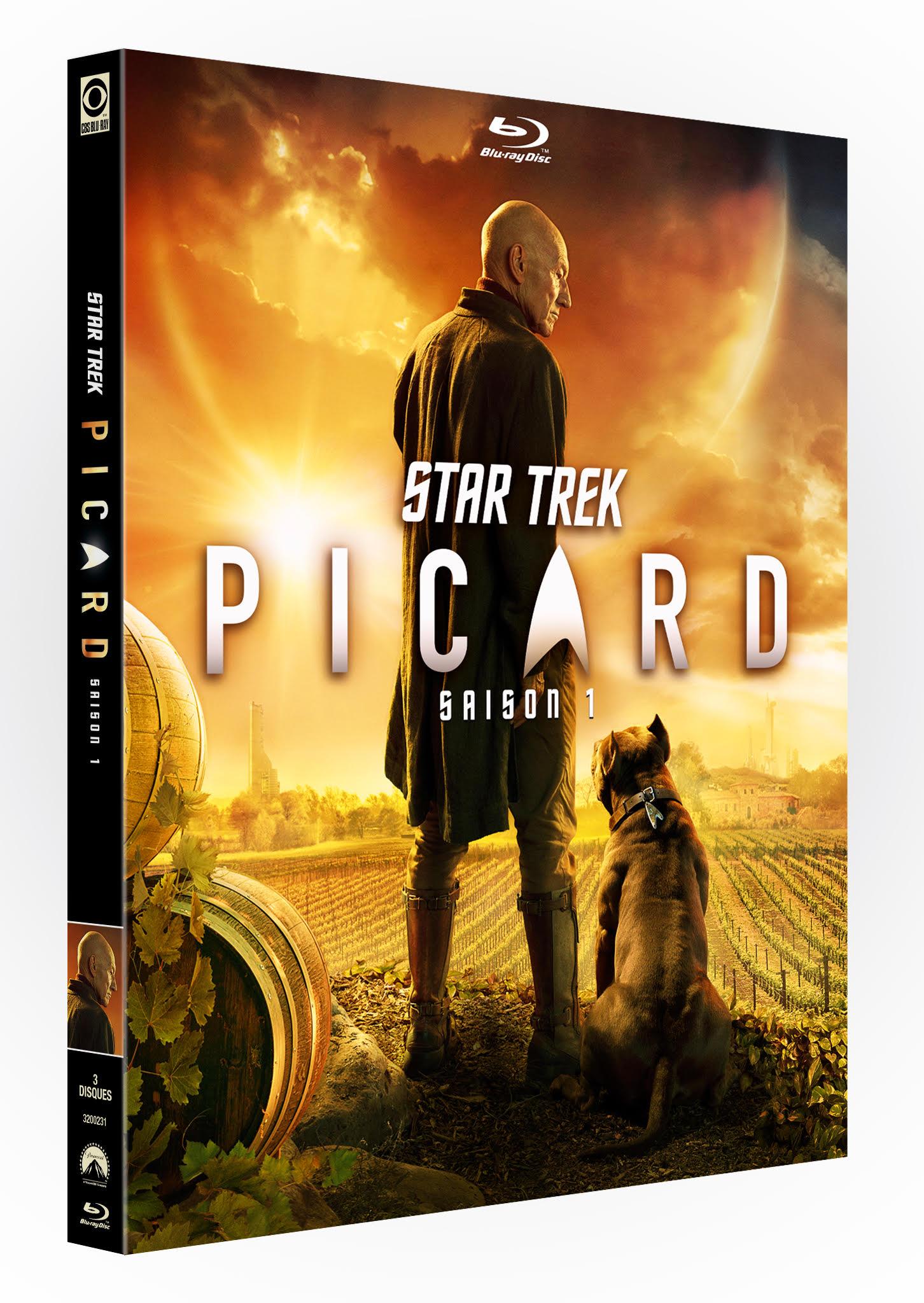 STAR TREK PICARD - 3 BRD