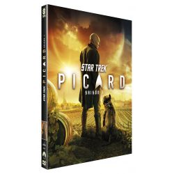 STAR TREK PICARD - 4 DVD