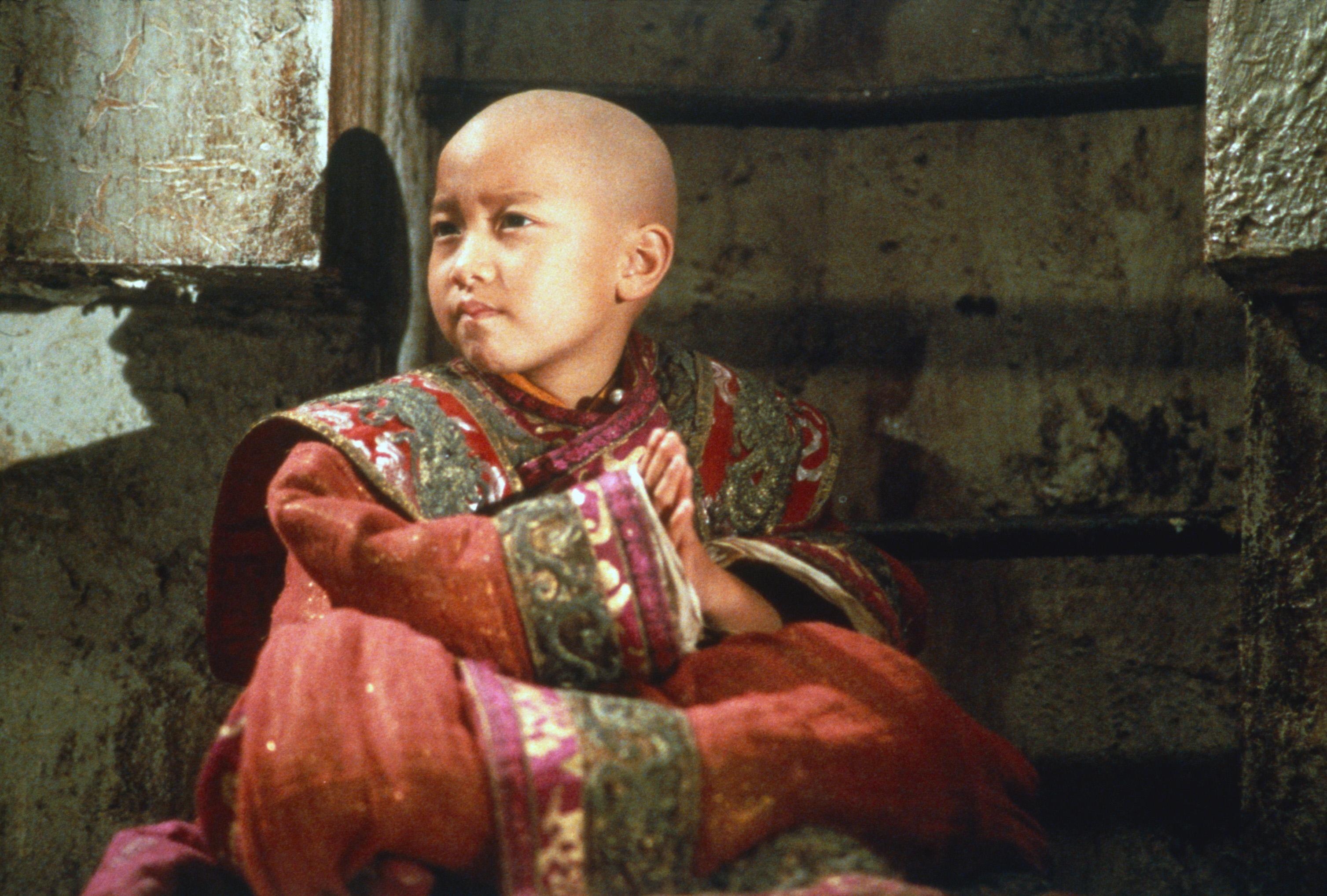 GOLDEN CHILD, L'ENFANT SACRE DU TIBET - BRD