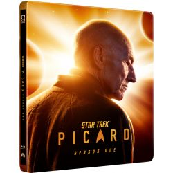 STAR TREK PICARD - STEELBOOK 3 BRD