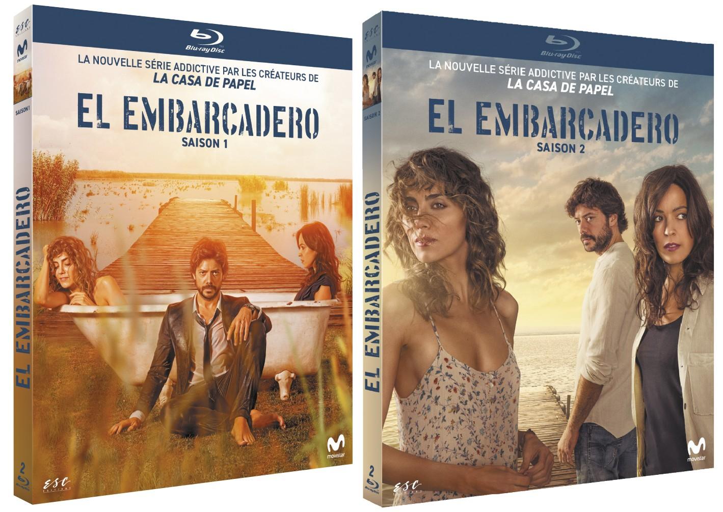EL EMBARCADERO PACK 2