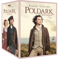 POLDARK - L'INTÉGRALE (SAISONS 1 à 5 - 16 DVD)