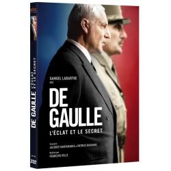 DE GAULLE, L'ÉCLAT ET LE SECRET (2 DVD)