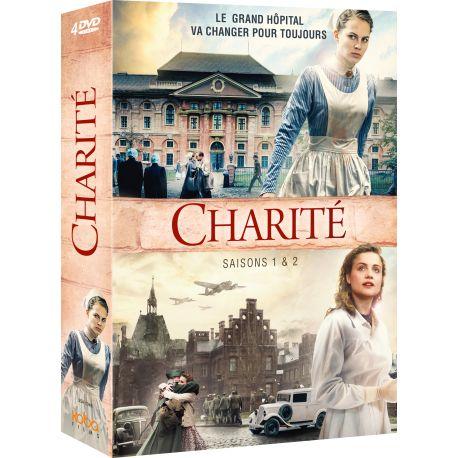 CHARITÉ saisons 1 & 2 (4 DVD)