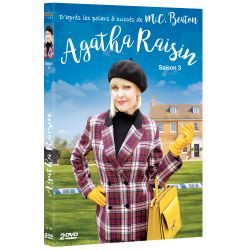 AGATHA RAISIN saison 3 (2DVD)