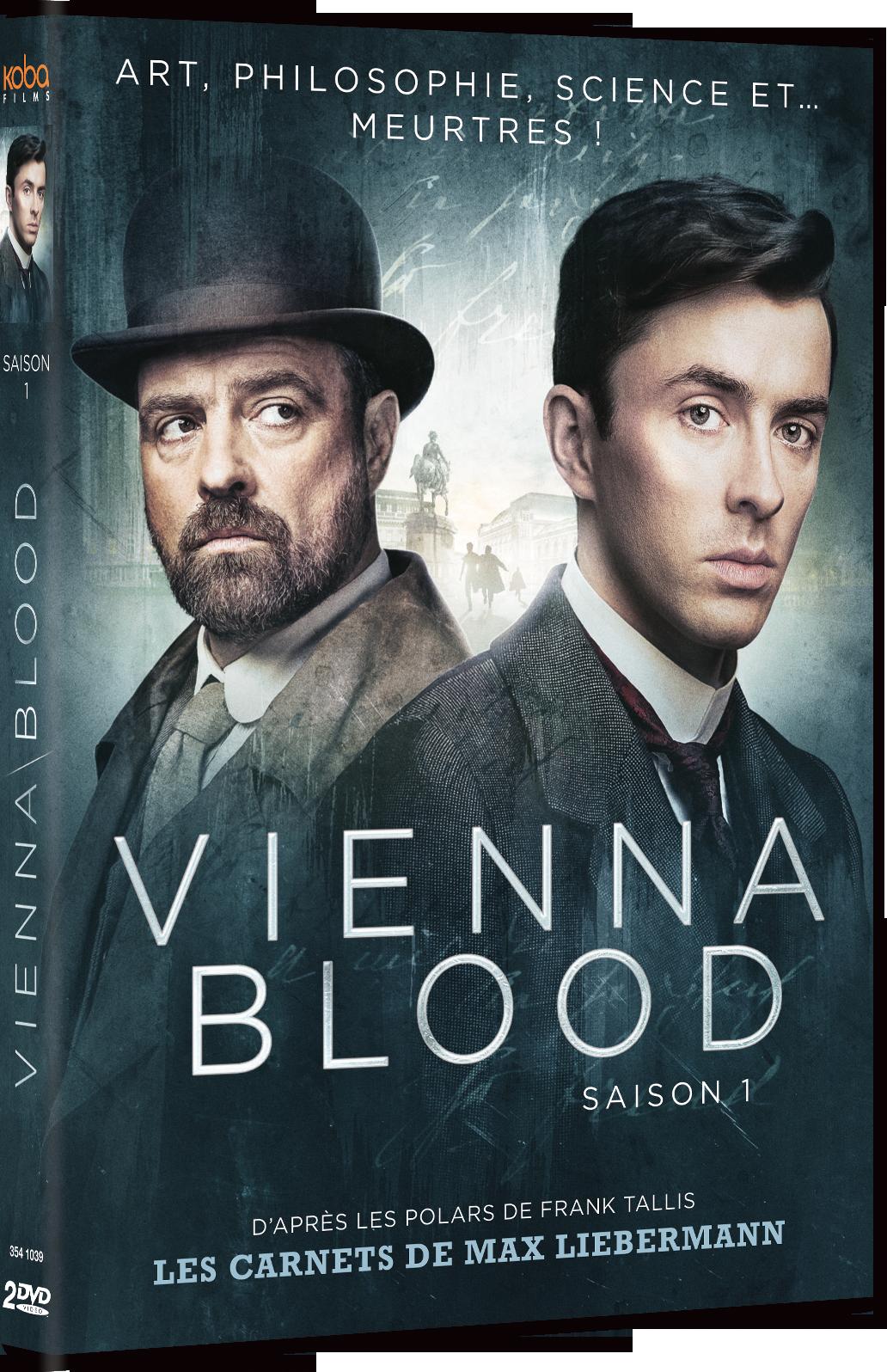 VIENNA BLOOD saison 1 (2 DVD)