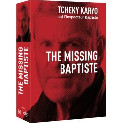 THE MISSING + BAPTISTE (8 DVD)