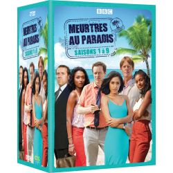 MEURTRES AU PARADIS SAISONS 1 À 9 (27 DVD)