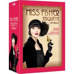 MISS FISHER ENQUÊTE - L'INTÉGRALE (12 DVD)