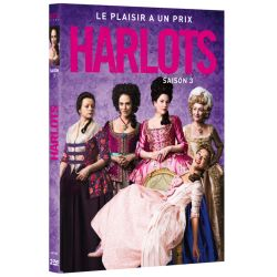 HARLOTS saison 3 (3 DVD)