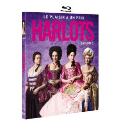HARLOTS saison 3 (2 BLU-RAY) - BRD