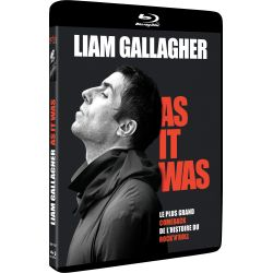 LIAM GALLAGHER AS IT WAS - BRD