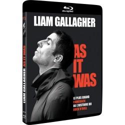 LIAM GALLAGHER AS IT WAS - BRD