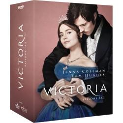 VICTORIA - SAISONS 1 à 3 (9 DVD)