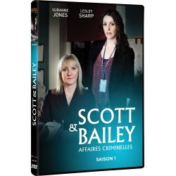 SCOTT & BAILEY - SAISON 1 (2 DVD)