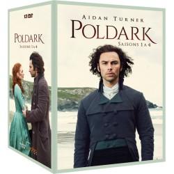 POLDARK - SAISONS 1 à 4 (13 DVD)